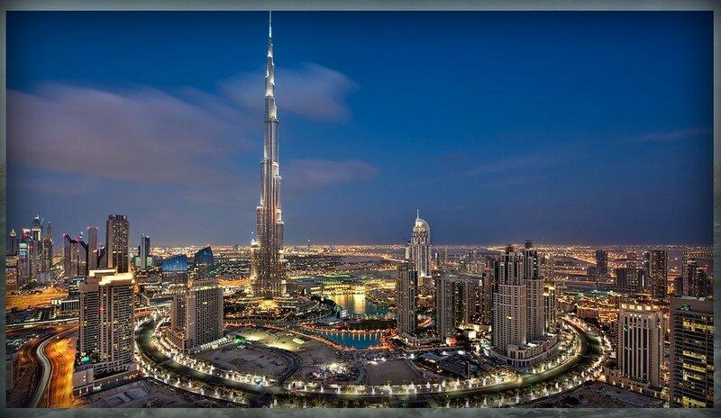 19. Бурдж - Халифа(Дубай, ОАЭ).JPG