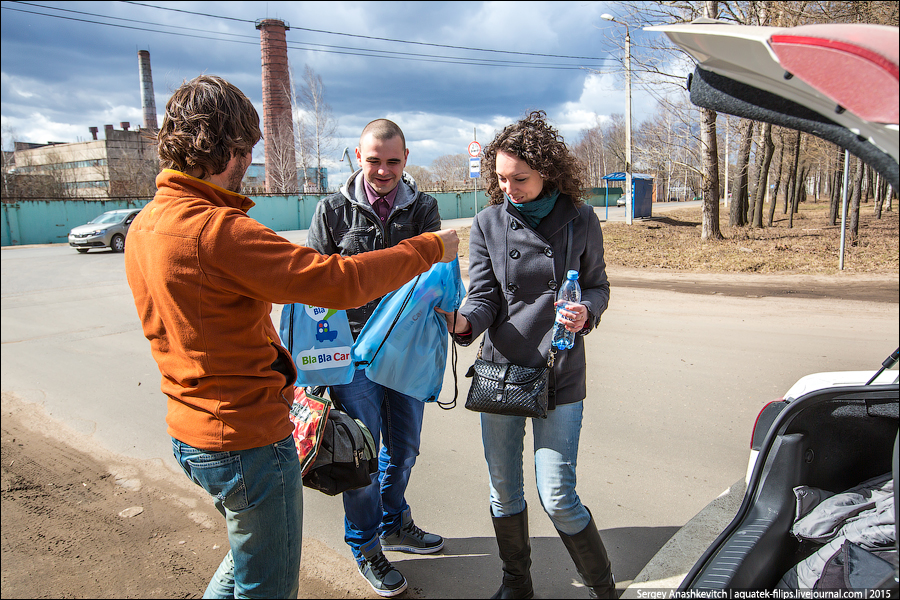 По Золотому Кольцу с BlaBlaCar