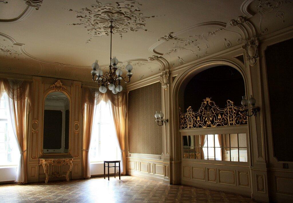 Дом толстого в своем первоначальном виде был построен, согласно архивным данным, между 1800 - 1805 годами