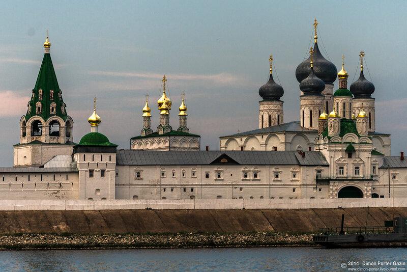 Макарьев-Желтоводский монастырь