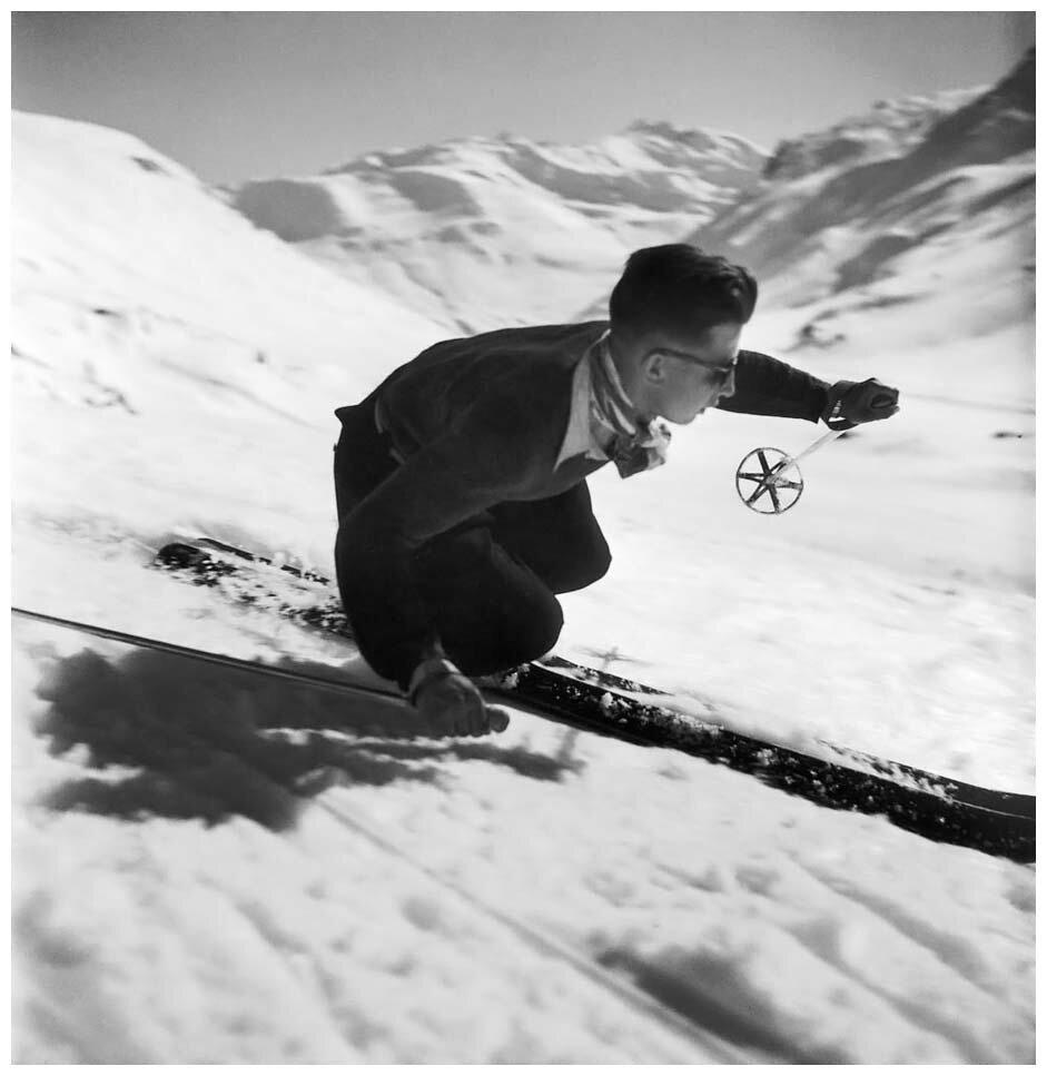 1946. Апрель в Тироле