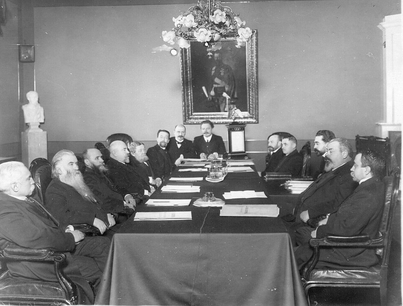 17. Заседание правительствующего Сената. 1911