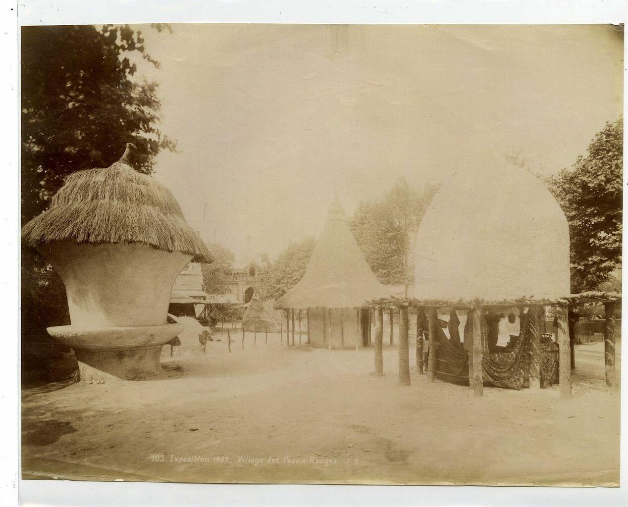 Деревня Красных Кож