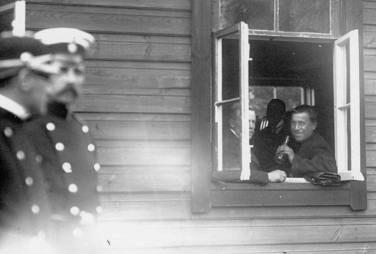 08. Окно дома, в котором жил М.Я.Герценштейн