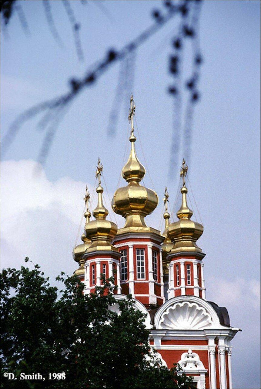 Русская Православная Церковь в Новодевичьем монастыре