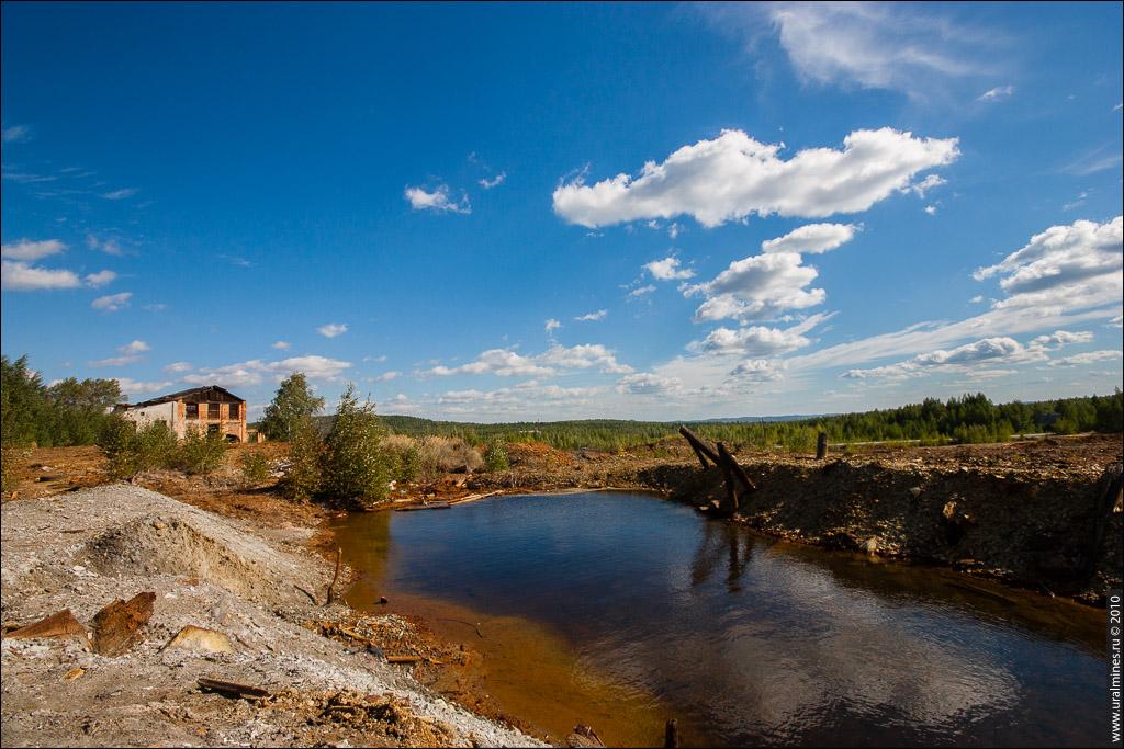 Белореченский рудник Калатинский комбинат