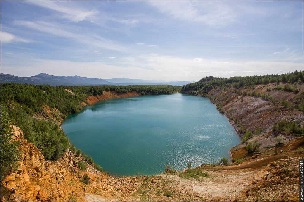 Рудник Иркускан: Александровский карьер