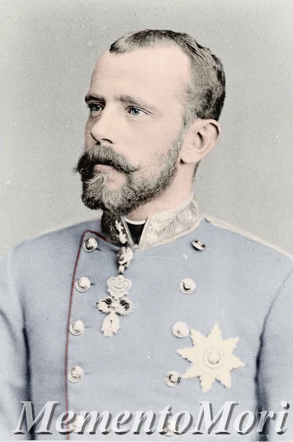 Rudolf, Krprz von Цsterreich [Rudolf  Franz Karl (Carl) Josef (Joseph), Erzherzog-Thronfolger  des Kaisertums Цsterreich, kцniglicher Prinz von Ungarn und Bцhmen (1858-1889)]  [1858-1889]