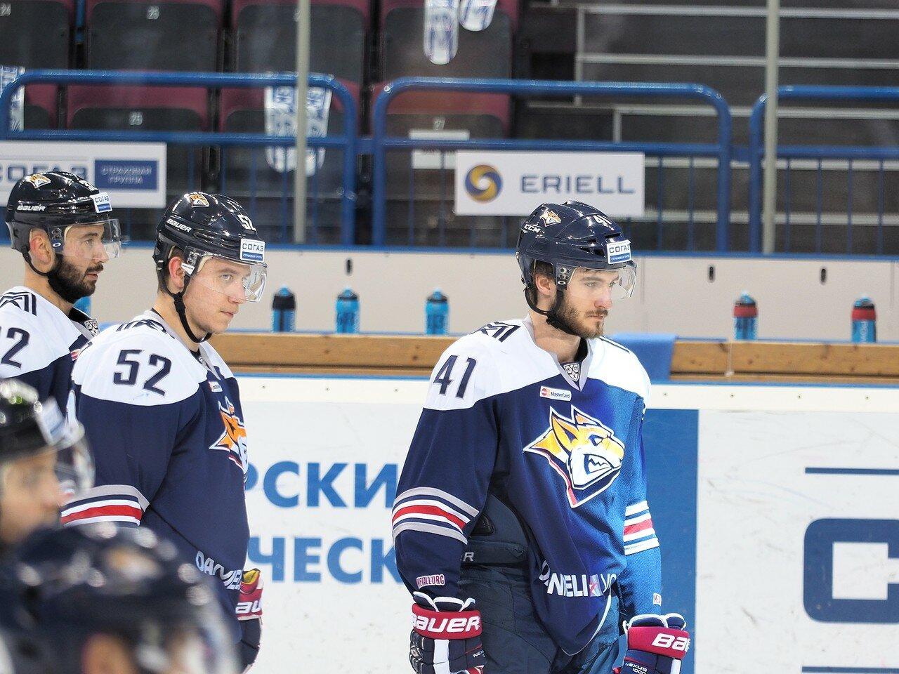 45Плей-офф 2016 Восток Финал Металлург - Салават Юлаев 23.03.2016