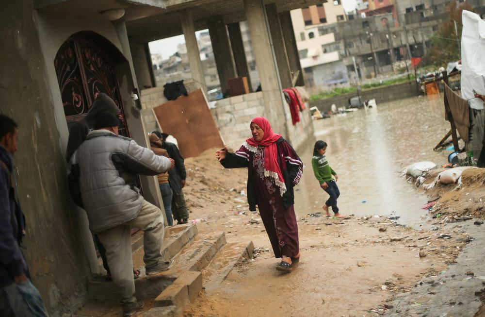 Снимки повседневной жизни в Палестине