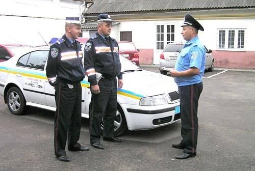 На Закарпатье полицейским вернули украденную у них машину (фото)
