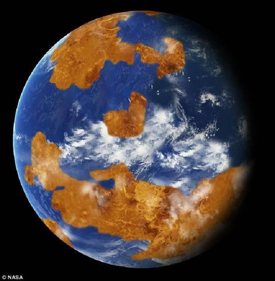 Потерянный рай: В прошлом климат на Венере напоминал современный Таиланд, с лучшими пляжами Солнечной системы – NASA