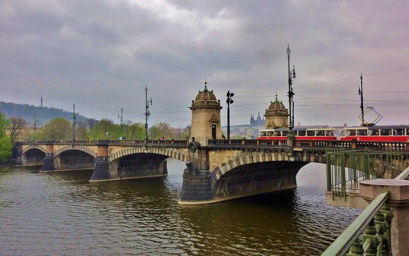 Мост легионеров (Легии)