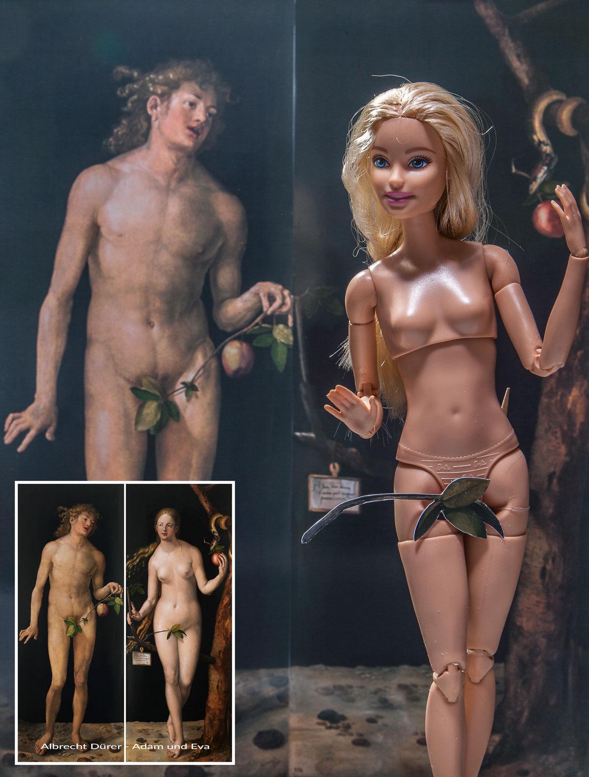 Barbie by Stephan Momberg