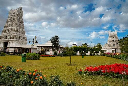Храм Balaji Mandir.