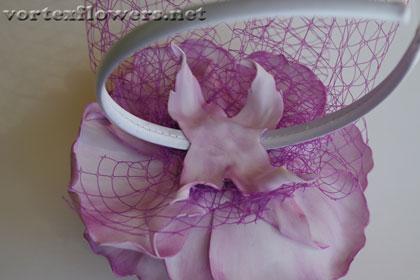 роза Остина из фоамирана