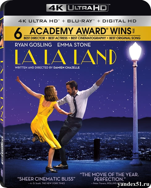 Ла-Ла Ленд / La La Land (2016) | UltraHD 4K 2160p