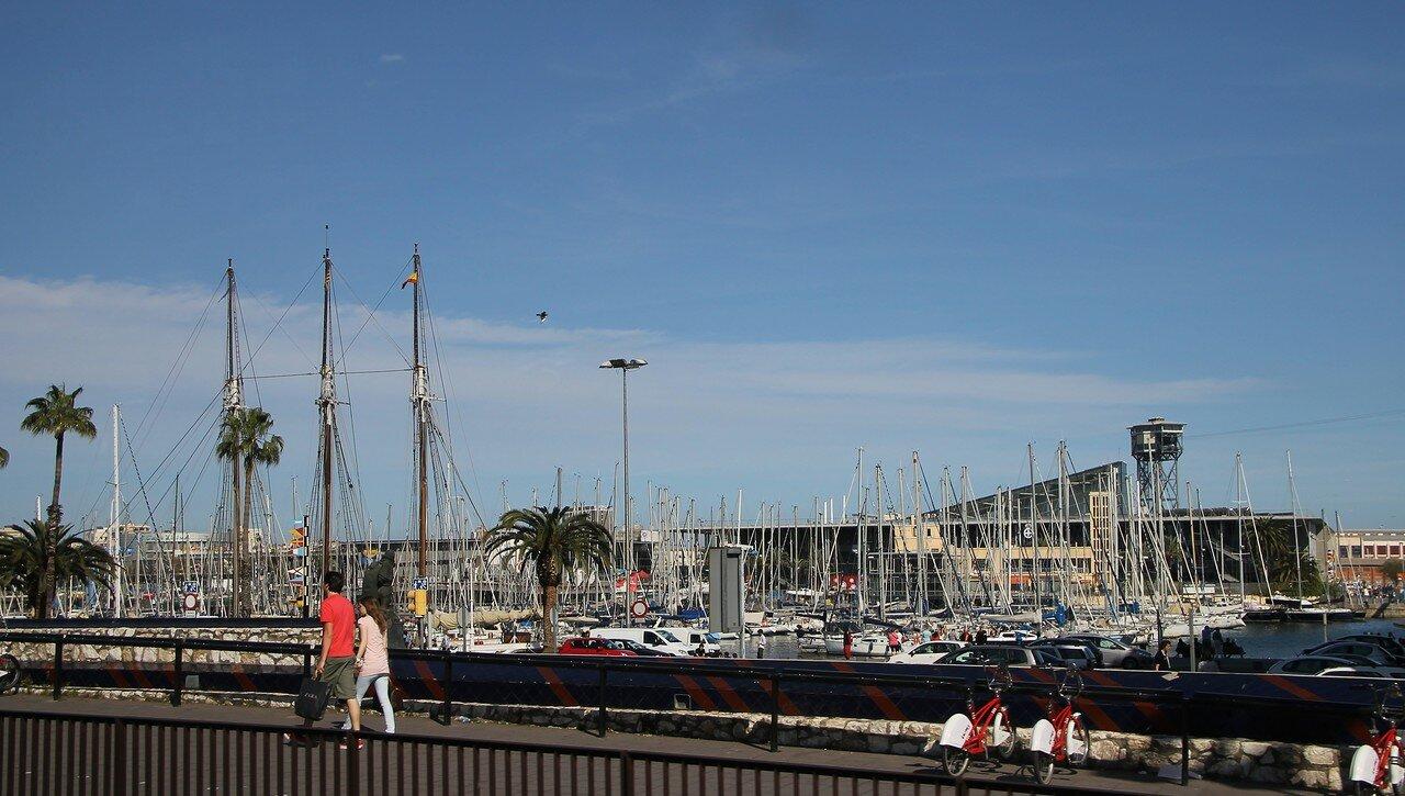 Порт Велл, Барселона