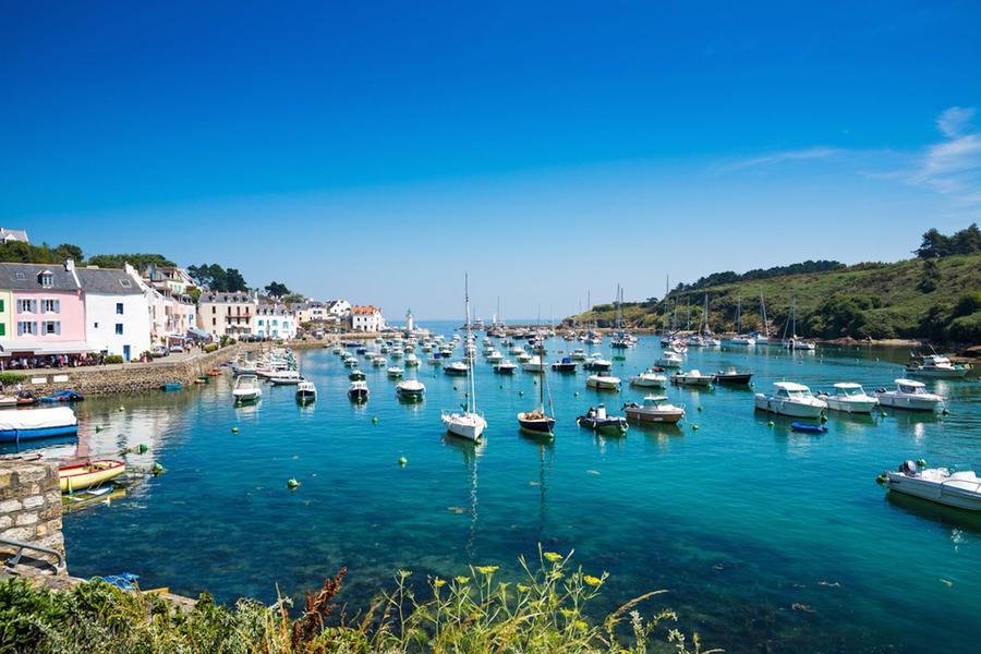 13. Бель-Иль-ан-Мер (Франция) Belle-Ile-en-Mer буквально переводится как «Прекрасный остров в море».
