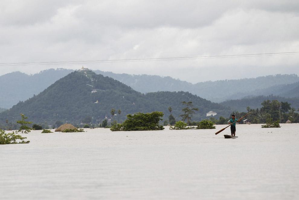 4. (Фото Soe Zeya Tun   Reuters):