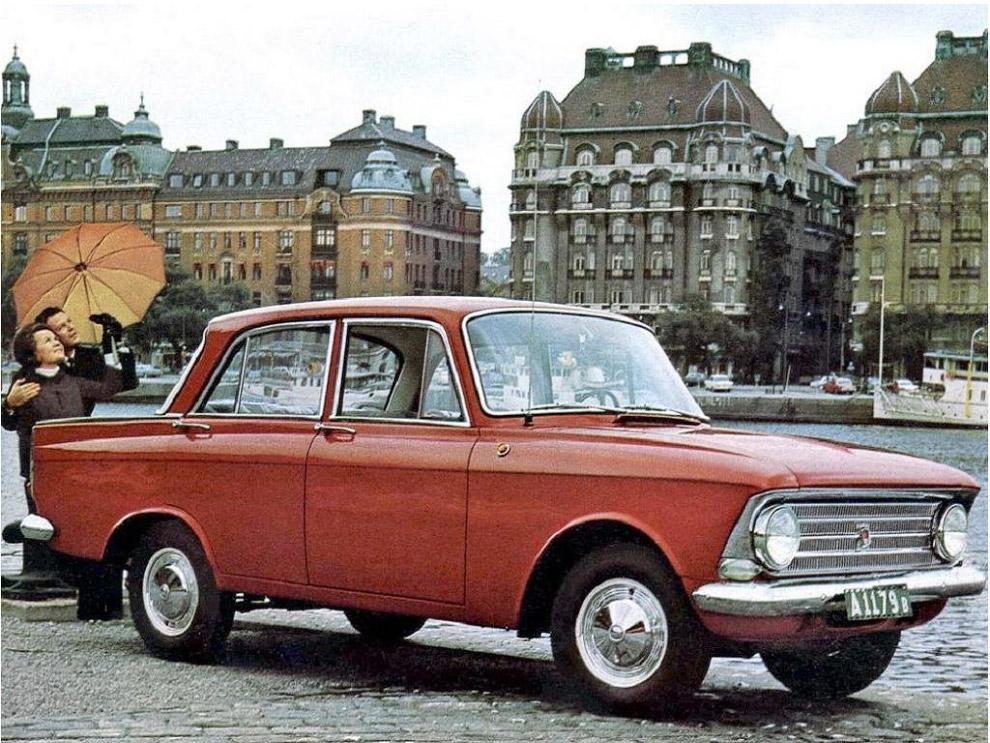 19. Для сравнения можно привелсти другой хит сезона 1964 — Nissan Cedric 1900:
