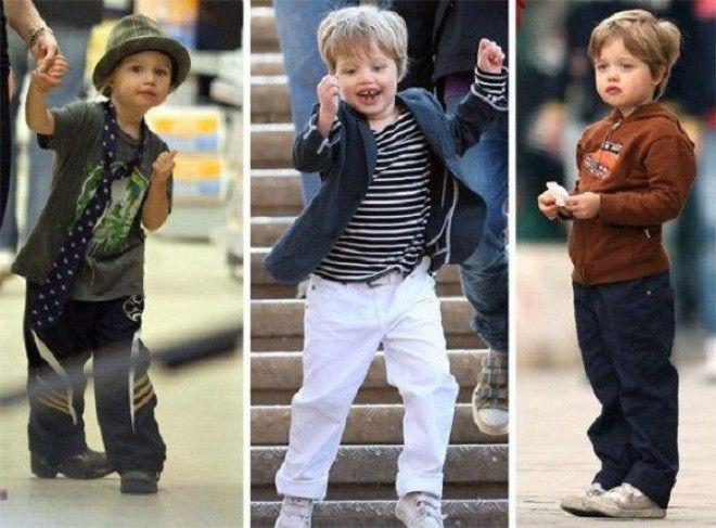Знаменитые дети, которые растут транссексуалами.