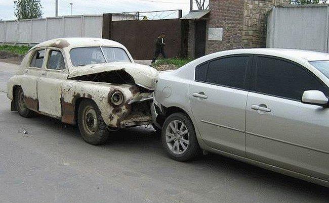 Автомобильные фотки радости