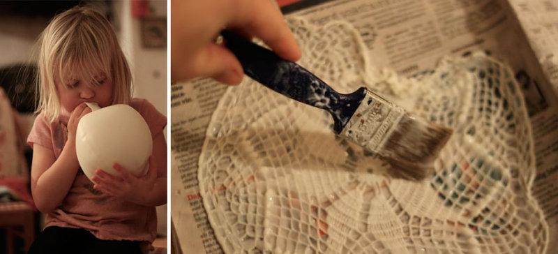 21 способ сделать оригинальный абажур у себя дома