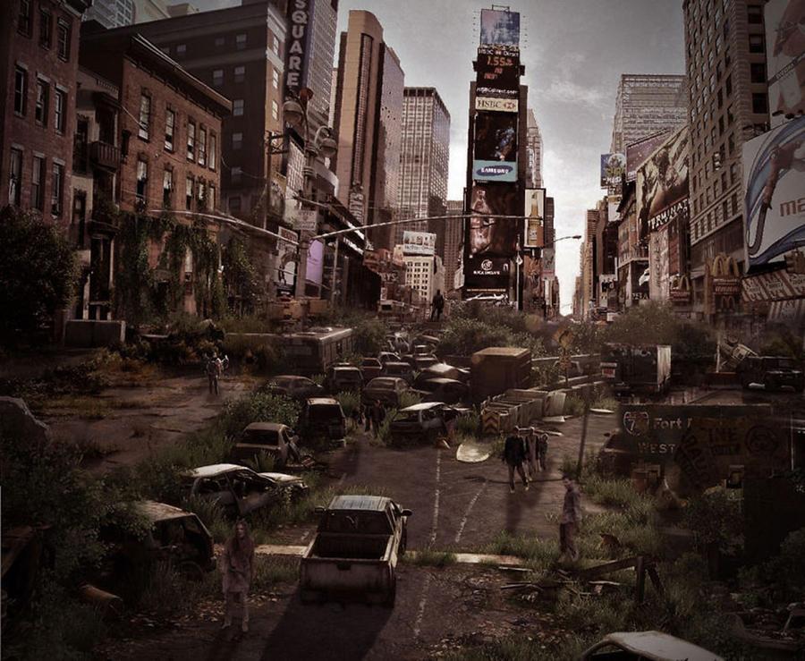 3. Таймс-Сквер, Нью-Йорк 4. Эйфелева башня, Париж