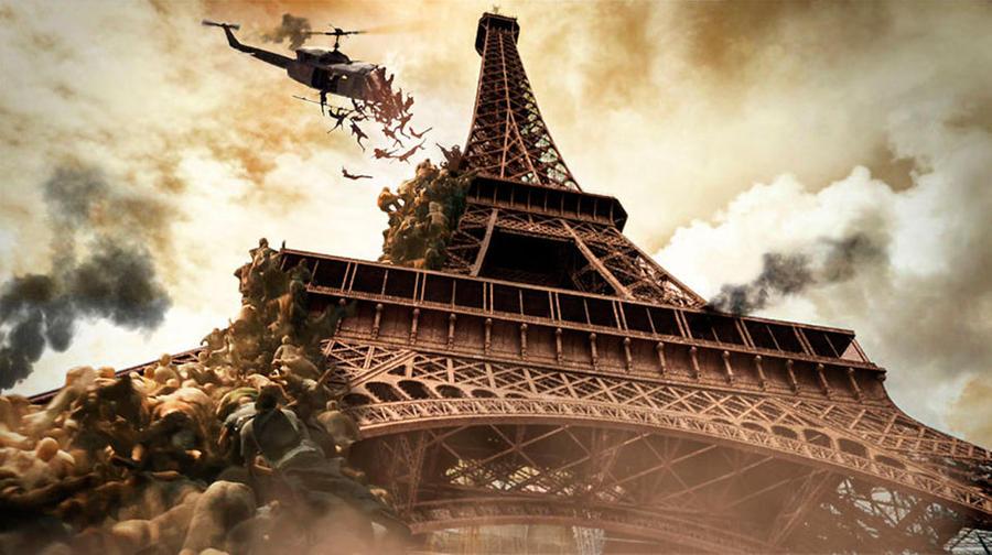 6. Эйфелева башня, Париж