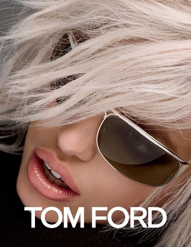 Рекламная кампания Tom Ford весна-лето 2015