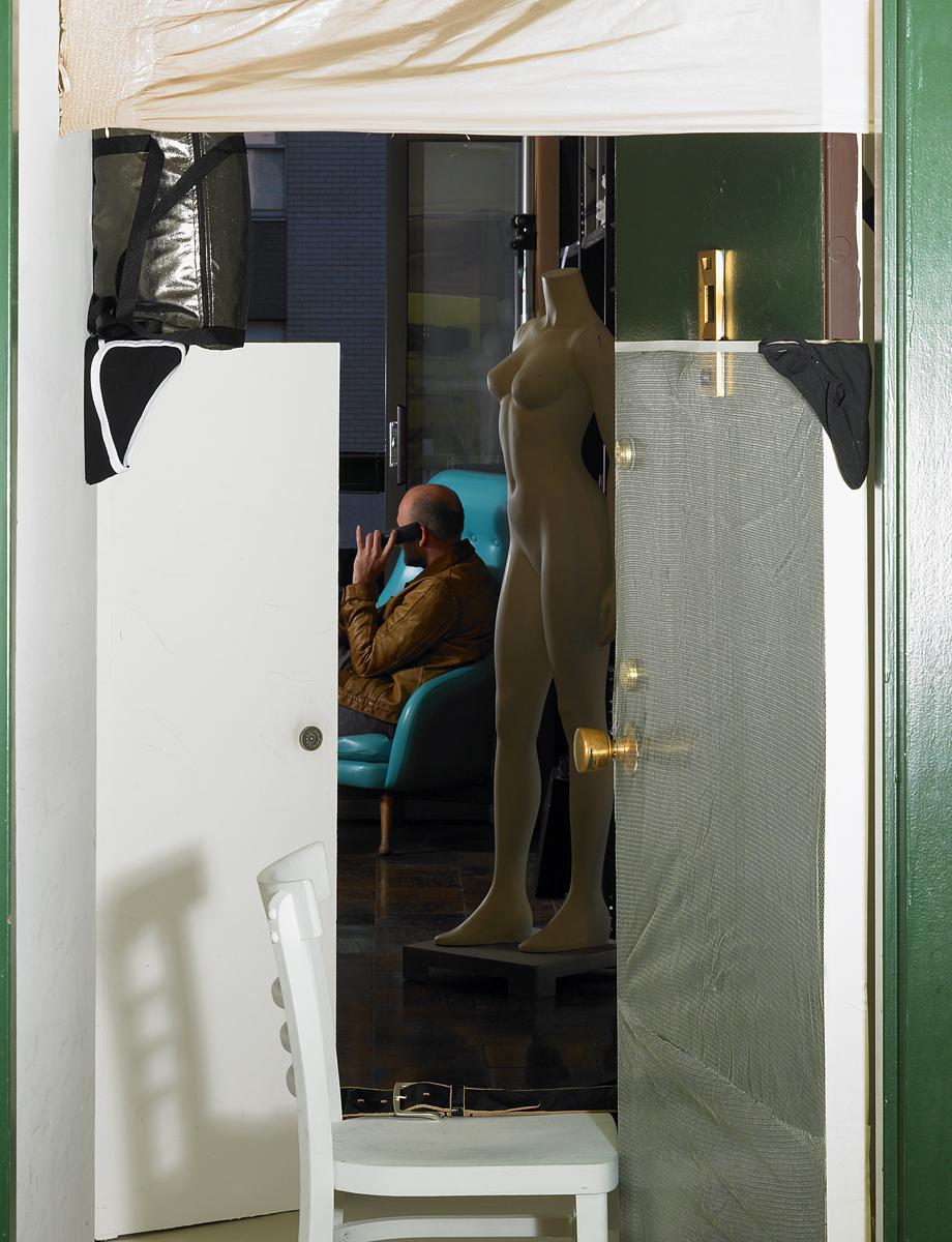 ALPHABETS - фотопроект Нью-Йоркского фотографа Белы Борсоди