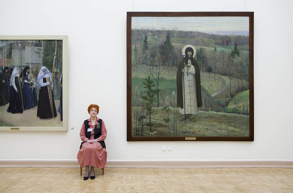 печать смотрители музеев фото крепятся стену