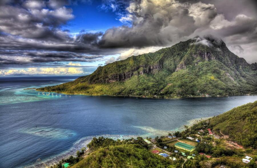 20. Рай на земле, Маори-Майао, Полинезия. http://fishki.net/1649803-20-velikolepnyh-mest-v-kotoryh-h