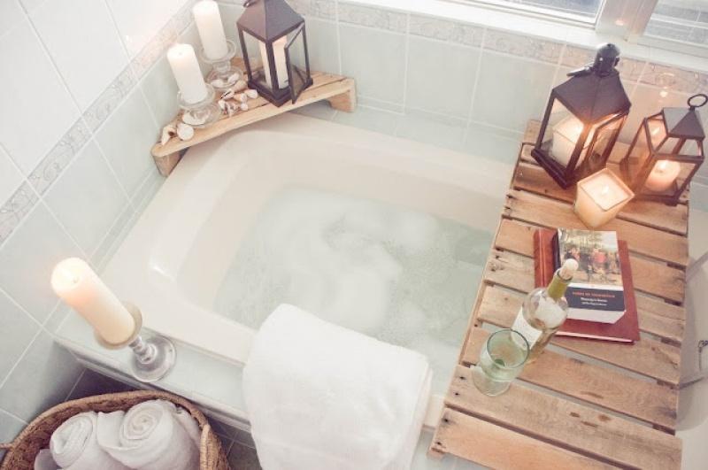 5. Понежиться в ванне