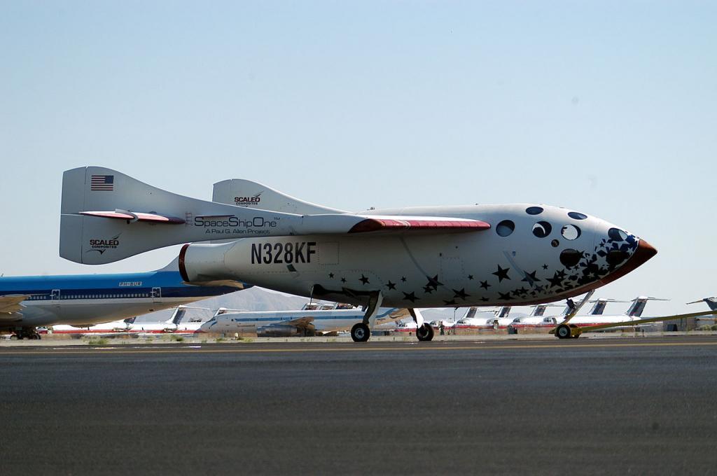 SpaceShipOne (WPPilot)