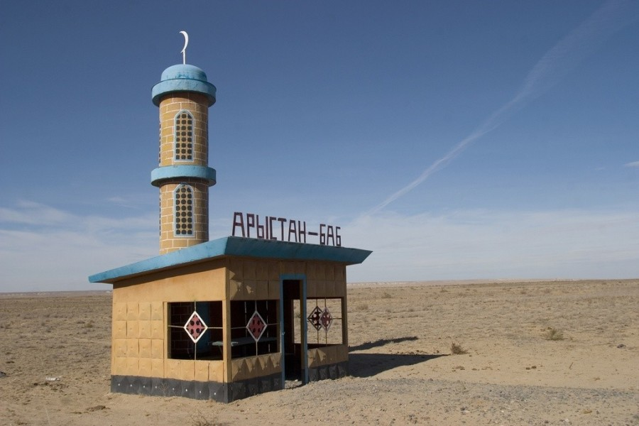 38. Aralsk, Kazachstan