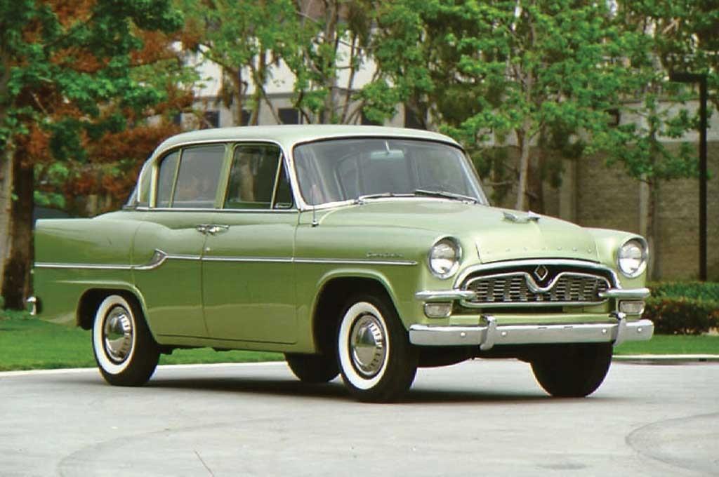 5. В 1957 году Toyota Crown стал первым японским автомобилем, экспортируемым в Америку.