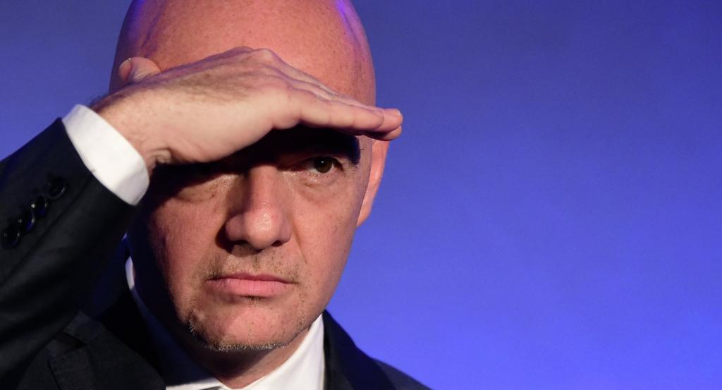 Фамилия президента ФИФА Инфантино фигурирует в«панамских документах»