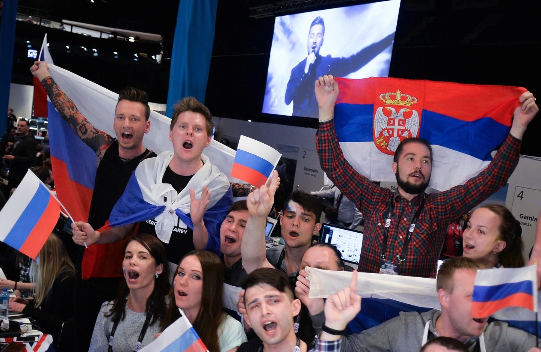 Минкульт: граждан России изсанкционного списка непустят наЕвровидение