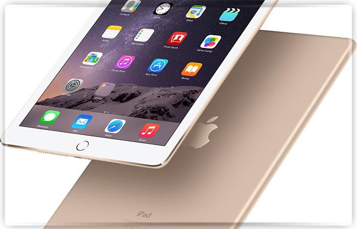 Apple бесплатно меняет сломанные iPad 4 наiPad Air 2