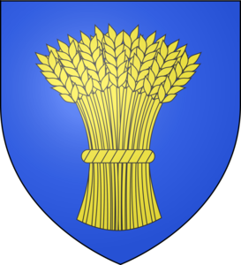 Blason ville fr Eschau (Bas-Rhin)