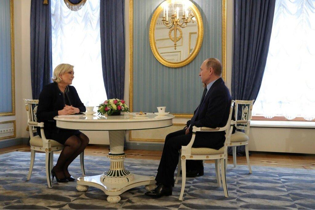 """Ле Пен как надежда на новую """"выздоравливающую"""" Европу"""