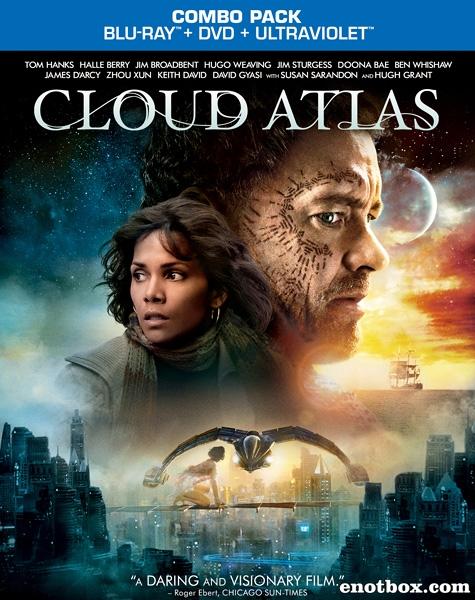 Облачный атлас / Cloud Atlas (2012/BDRip/HDRip)