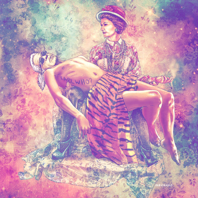 The Art of Fab Ciraolo