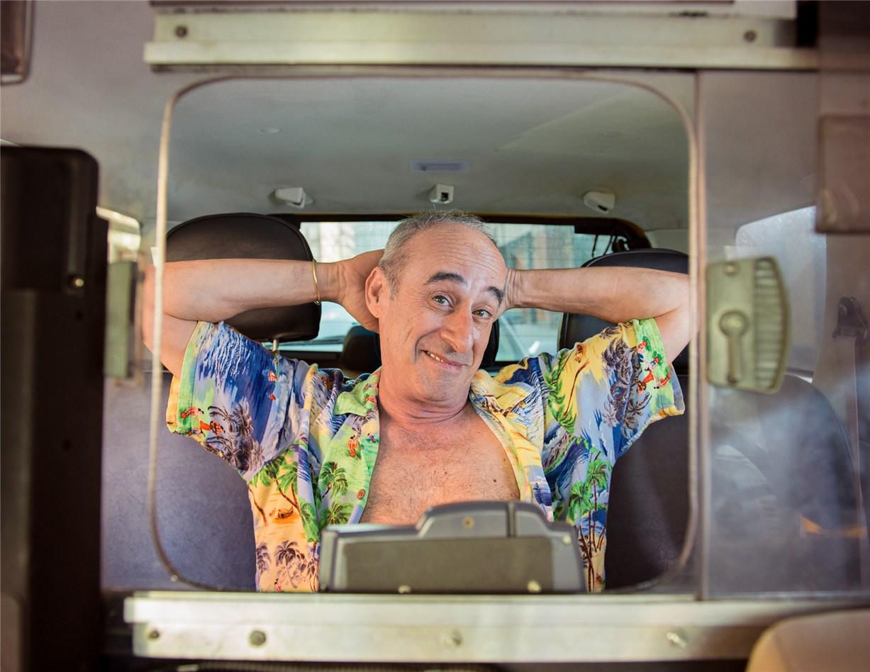 New York City Taxi Drivers 2015 calendar