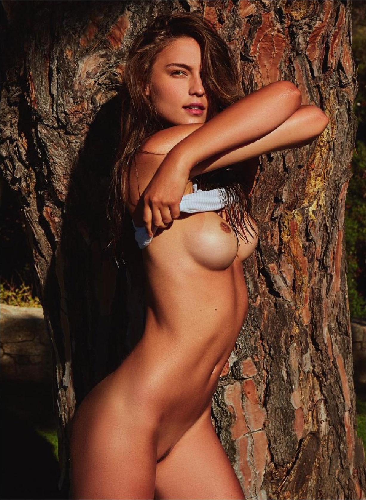 Фернанда Лиз в журнале Lui september 2016 / Fernanda Liz nude by Fe Pinheiro