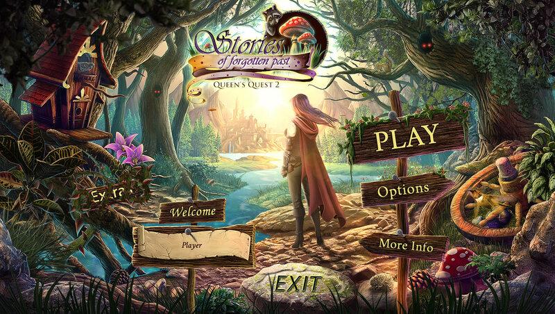 Queens Quest 2: Stories Of Forgotten Past