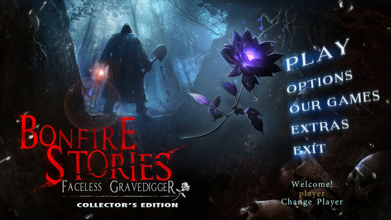 Bonfire Stories: The Faceless Gravedigger CE