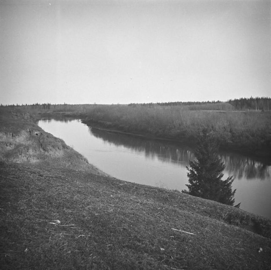 На реке Кеть